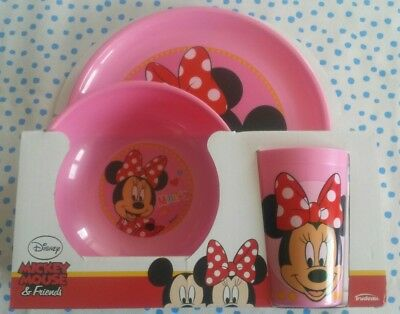 Set pappa Minnie per bimbe
