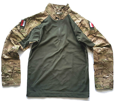 Original Polish Army Combat Shirt Uniform Multicam Ubac  Special Forces Grom Xl