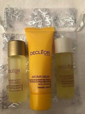 Decleor Aromessence 3 Piece Try /Travel set, Stocking Filler, Secret Santa, Xmas