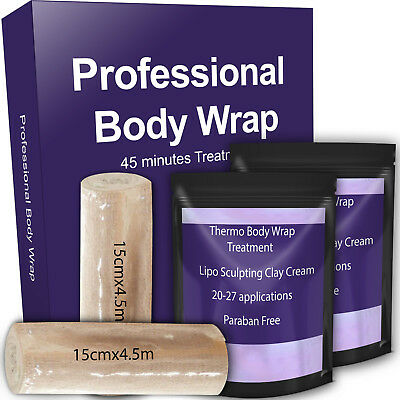 was 39.99 now 19.99 body wrap Liposuction Inch Loss Wrap In 45 Mins, Brand New