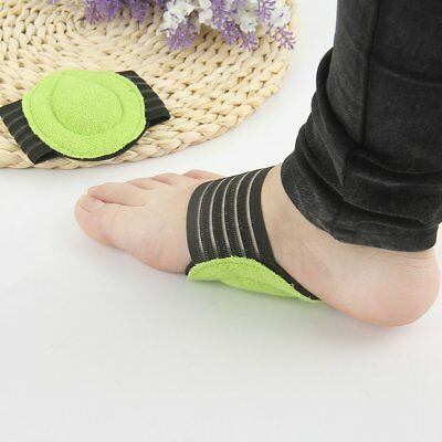 Foot Heel Pain Relief Plantar Fasciitis Insole Pads Arch Support Shoes Insert