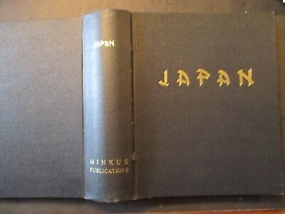 1879-1988  Japan Stamps in Minkus Album Lot of 400 Un checked, & pages to fill