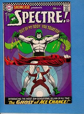 Showcase #64, 1966, FN/VF 7.0, 5th Silver Age appearance The Spectre