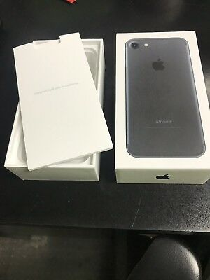 Apple iPhone 7 32GB Black MNAC2LL/A Empty BOX ONLY, No Accessories
