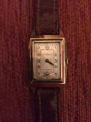 "1930s/40s Art Deco ""federal "" Watch"