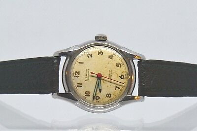 MARVIN Very rare, vintage (40's) men's automatic watch. Bumper movement. Running