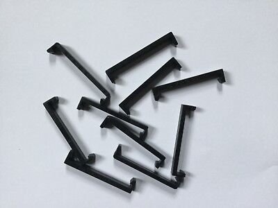 Bachmann G Scale Track Accessory Curve to Curve Track Clips Set of 10