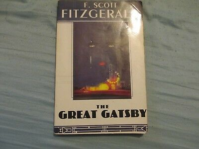 The Great Gatsby by F. Scott Fitzgerald (Paperback)