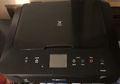 Canon Pixma Mg6620 Wireless All In One Color Cloud Printer Mobile