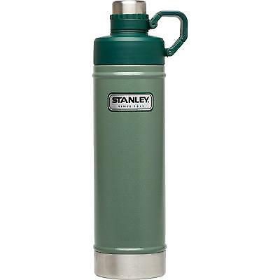 Stanley Vacuum Insulated Water Bottle (Hammertone Green / 36oz Size)
