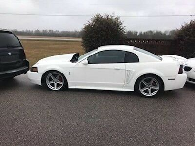 1999 Ford Mustang GT Big Bad Mustang V8. Five Speed