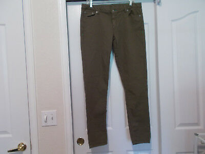 Nwt The North Face Womens Valencia Pants Olive Green Hiking Casual Size 14 ($65)