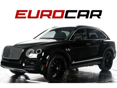 2018 Bentayga Onyx Front Seat Comfort Specification, Sunshine Specification