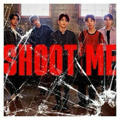[Day6] Mini Album Shoot Me : Youth Part 1 CD+Poster+PhotoBook+M.Book+Card