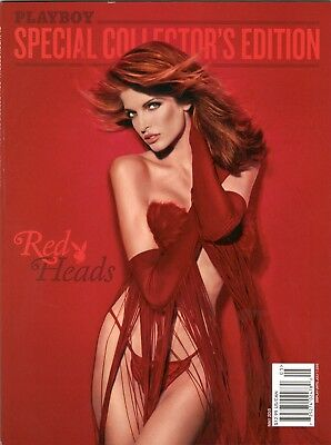 Playboys Special Collector's Edition Red Heads May 2015