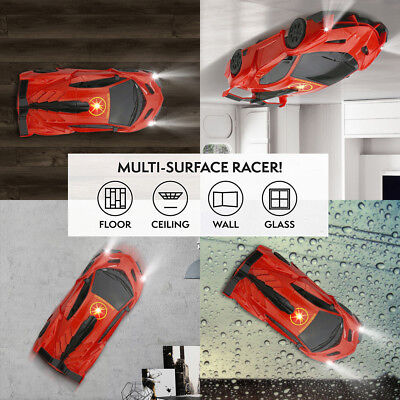 Upgrade 360° Rotating RC Car Wall Driving Climbing Sport Rechargeable Stunt Toys