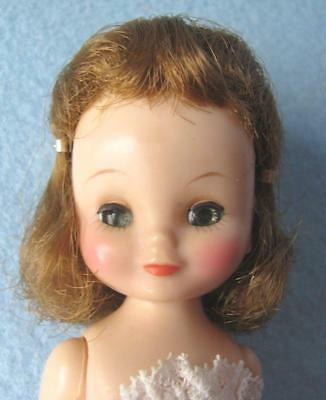 1960's Betsy McCall Doll In Chemise~No Cracks or Splits