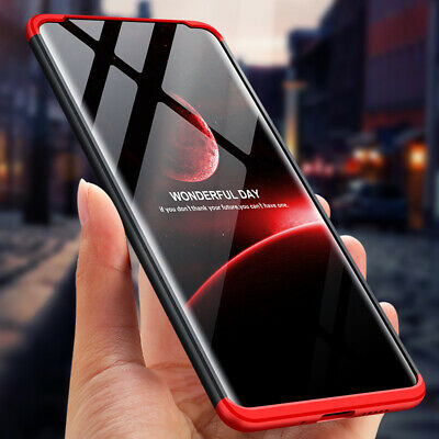 For Huawei Y9 2019 Shockproof 360°Full Protection 3 in 1 Hybrid Armor Case Cover