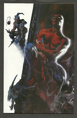 AMAZING SPIDER-MAN 798 DELL'OTTO COMICXPOSURE Virgin Variant C2E2 Set RED GOBLIN