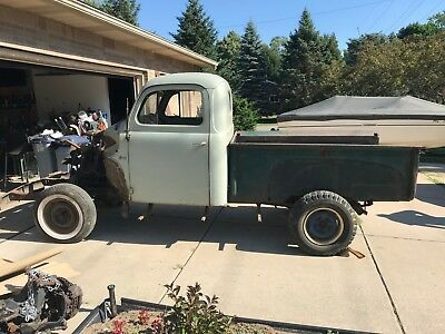 1950 Ford Other Pickups  1950 Ford F1 Project Truck