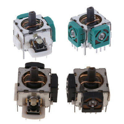2Pc 3D Analog Joystick Axis Sensor Module for Xbox360 PS2 PS3 Contoller Repair