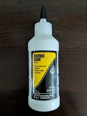 New Woodland Scenics Scenic Glue