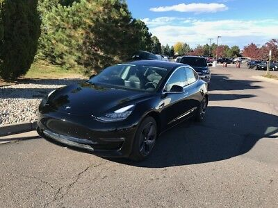 2018 Tesla 3 Long range 2018 Tesla model 3 Long Range (310 MILES) with Premium Package