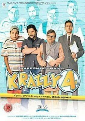 Krazzy 4 DVD (With English Subtitles) DVD