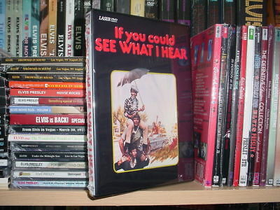 If You Could See What I Hear (1982) DVD Marc Singer, R.H. Thomson