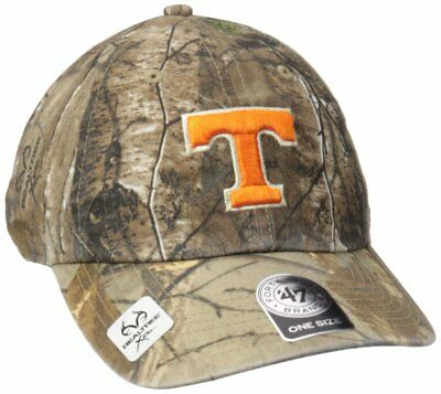 356c0f5047cbf Tennessee Volunteers  47 NCAA Adult Men s Clean Up Realtree Adjustable Cap  Hat