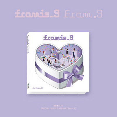 KPOP [ FROMIS_9] Special Single Album [From.9] Random Ver CD+Special Gift Sealed