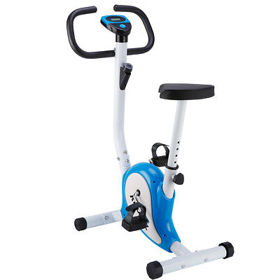 Adjustable Upright Bike Durable Exercise Bicycle Trainer For Indoor&Outdoor AU
