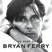 BRYAN / BRIAN FERRY / ROXY MUSIC - The Very Best Of - Greatest Hits CD NEW