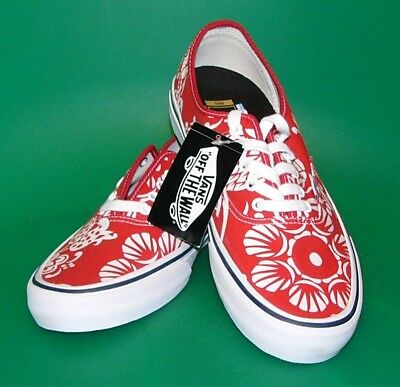 67a4015e40595b Vans authentic pro  66 50th duke red Sneaker Mens Size US 10.5 Shoes  vn000Q0DJ6L