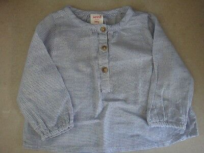 Seed Heritage Baby  Boys Top Size 00