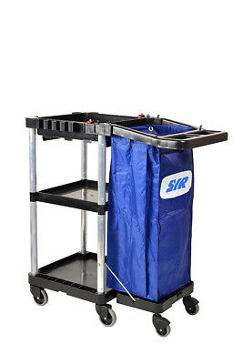 SYR Space Saver Trolley with Solid Base 993527