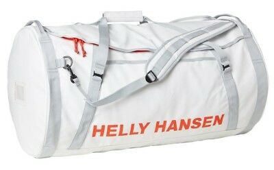 Helly Hansen HH Duffel Bag 2 50L Holdall 68005/002 White FAULTY