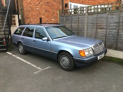 1992 Mercedes 230 TE ,   7 seater estate car, W124, low mileage
