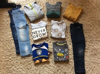 boys winter bundle 3-4 Years