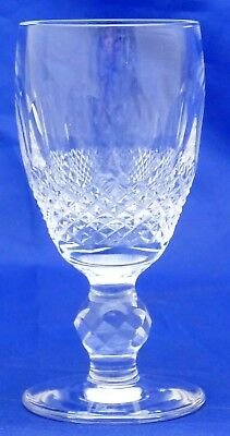 """A Waterford Crystal 'colleen' 4¼"""" Sherry Glass"""