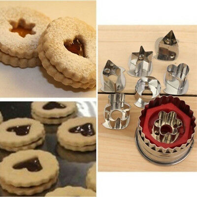 Cake Biscuit Cookie Cutter Mold DIY Baking Decorating Mould Pastry Tools
