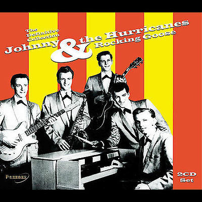 Johnny & The Hurricanes~Rocking Goose: The Definitive Collection~NEW 2 CD SET
