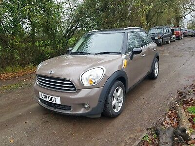 Mini Countryman Cooper 1.6D