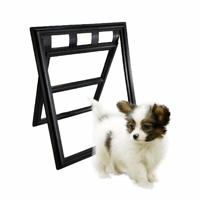 Dog Cat Pet Screen Door  Window security Screens Frame Magnetic Flap Door UM