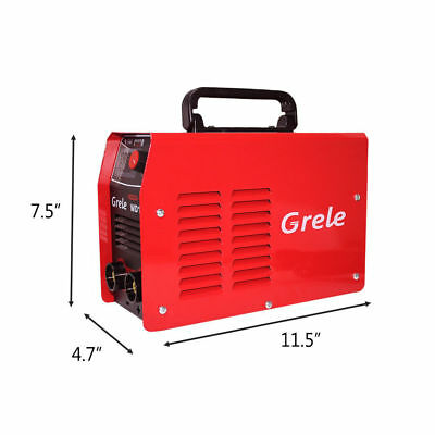Mini Handheld 115V 20-140A DC Stick ARC MMA Welder IGBT Inverter Welding Machine