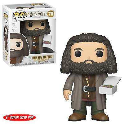 "Funko Pop! Harry Potter: Hagrid with Cake 6"" 78 35508 In stock"