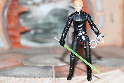 Luke Skywalker Jedi Knight Outfit Star Wars The Vintage Collection 2010