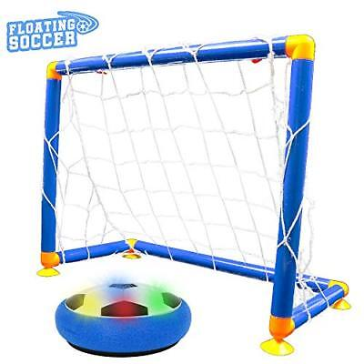 Soccer Game – Indoor Sports Hover Ball Goal 1 Set PARTY SUPPLIES Unisex Child