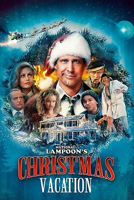 National Lampoons Christmas Vacation Blu-ray Movie + Free CD Soundtrack Download