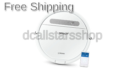 ECOVACS ROBOTICS DEEBOT OZMO 610 - Floor cleaning robot with systematic clean...